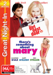 Girl Next Door/there's Something About Mary (2 Disc) on DVD