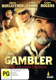 The Gambler: The Adventure Continues DVD