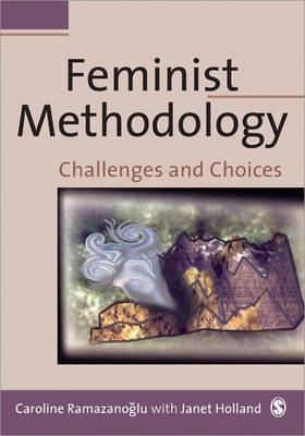 Feminist Methodology by Caroline Ramazanoglu image
