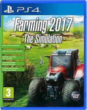 Farming 2017: The Simulation for PS4