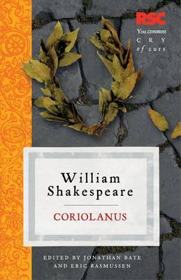 Coriolanus by Eric Rasmussen