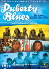 Puberty Blues on DVD