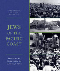 Jews of the Pacific Coast by Ellen Eisenberg image