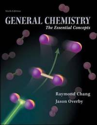 Workbook with Solutions to Accompany General Chemistry by Raymond Chang image