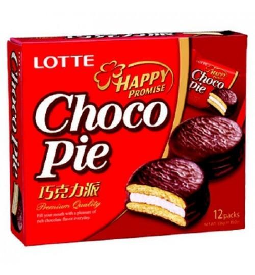 Lotte Choco Pie (12pk)