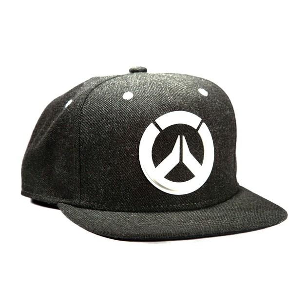 Overwatch Sonic Snap Back Hat  1c0d2b6da6a0