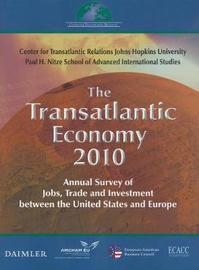 Transatlantic Economy by Daniel S. Hamilton image