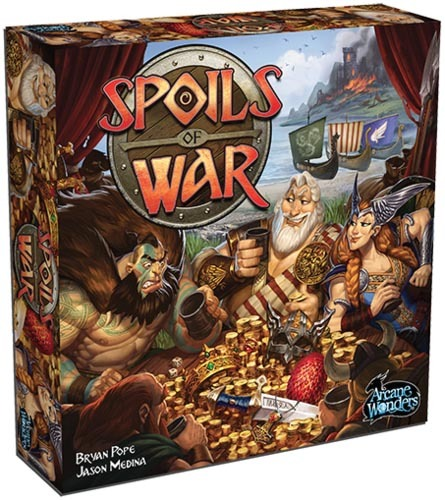 Spoils of War image