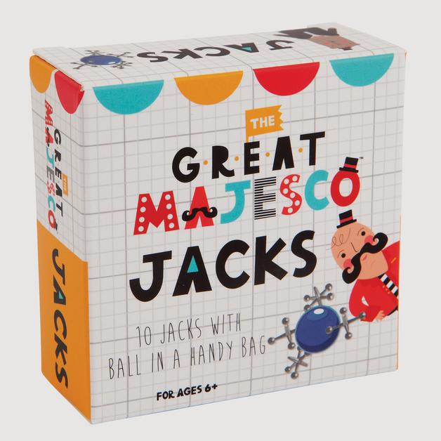The Great Majesco: Jacks