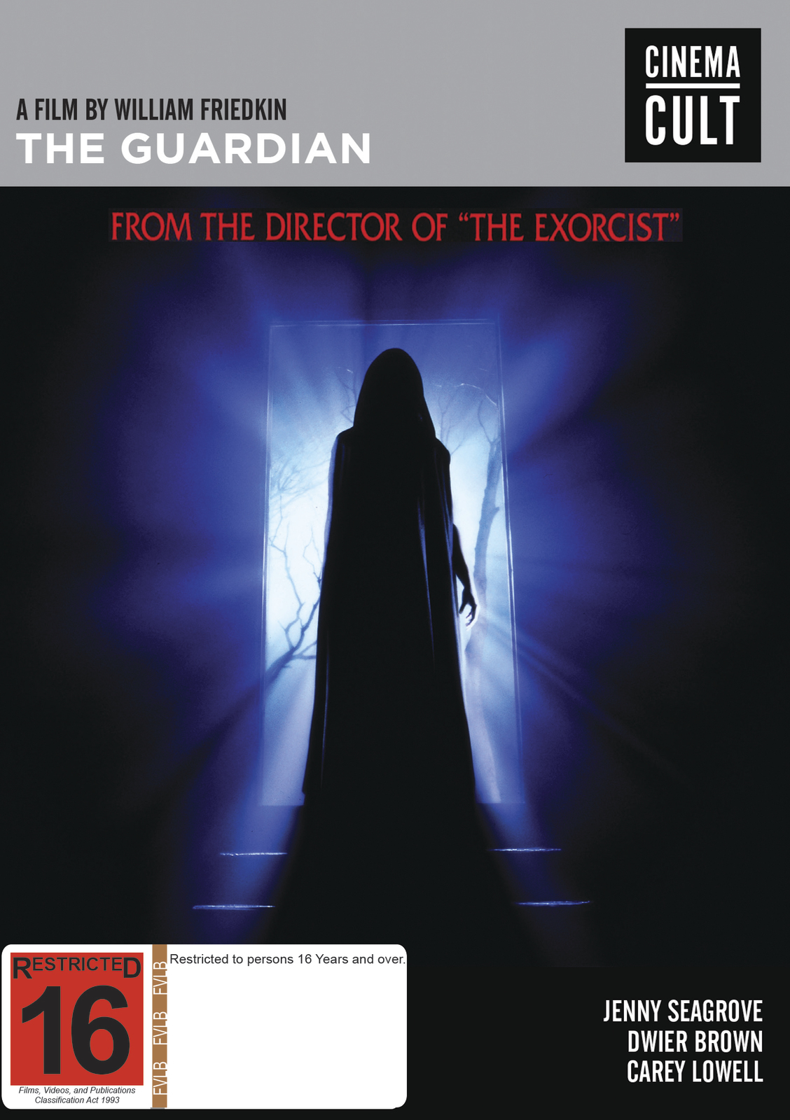 The Guardian on DVD image