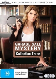 Garage Sale Mystery Collection Three on DVD