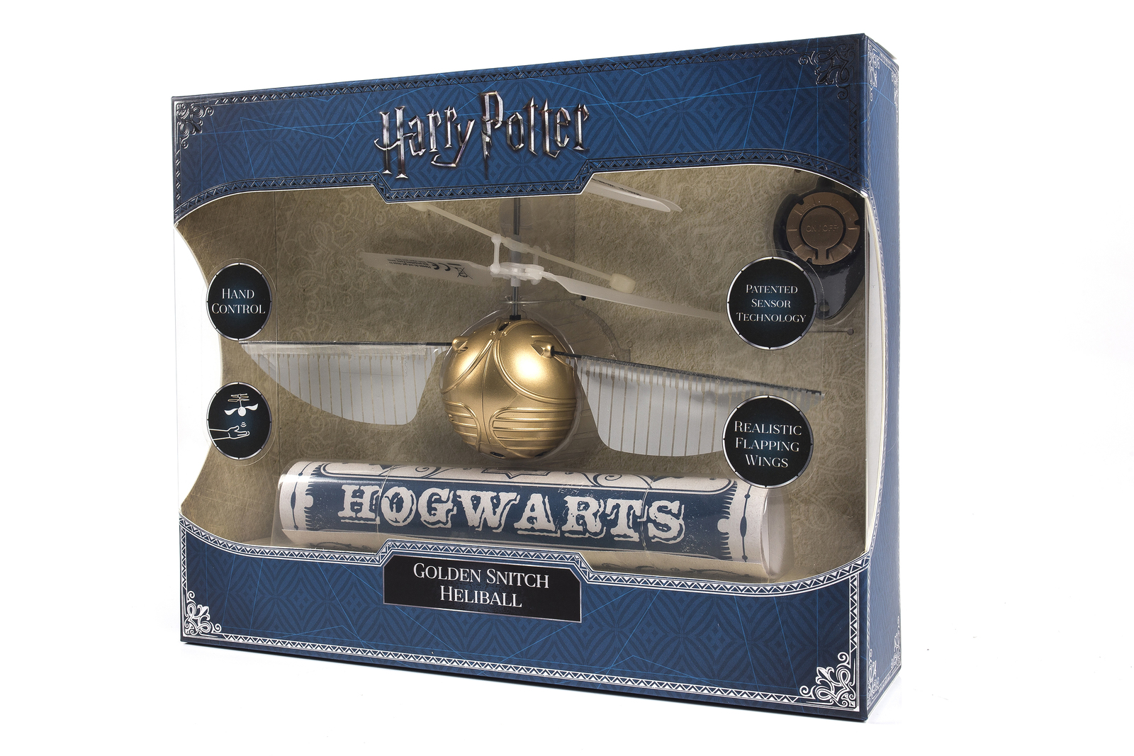 Harry Potter: Golden Snitch Heliball image