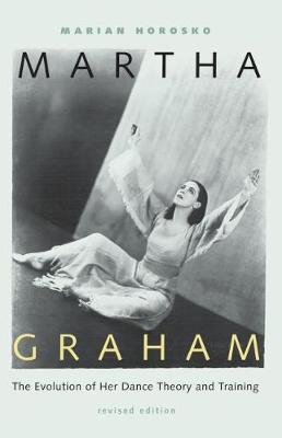 Martha Graham by Marian Horosko