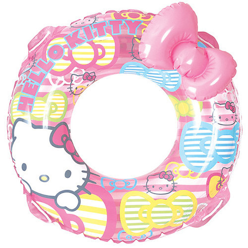 Hello Kitty: Swim Ring - Ribbon