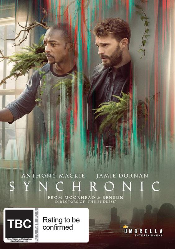 Synchronic on DVD