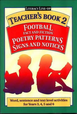 Teachers Book 2: Bk. 2: Teacher's Resource Book by David Orme image
