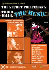 Secret Policeman's Third Ball, The - The Music on DVD