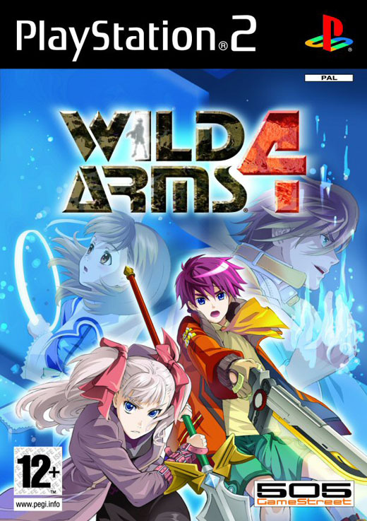 Wild Arms 4 for PlayStation 2