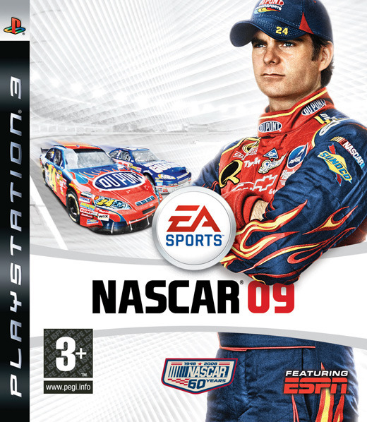 NASCAR 09 for PS3