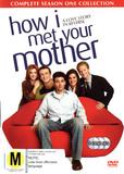 How I Met Your Mother - Season 1 (3 Disc Set) DVD