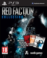 Red Faction Complete Collection for PS3