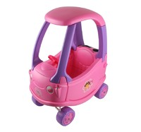 Dora the Explorer 2 Door Plastic Coupe