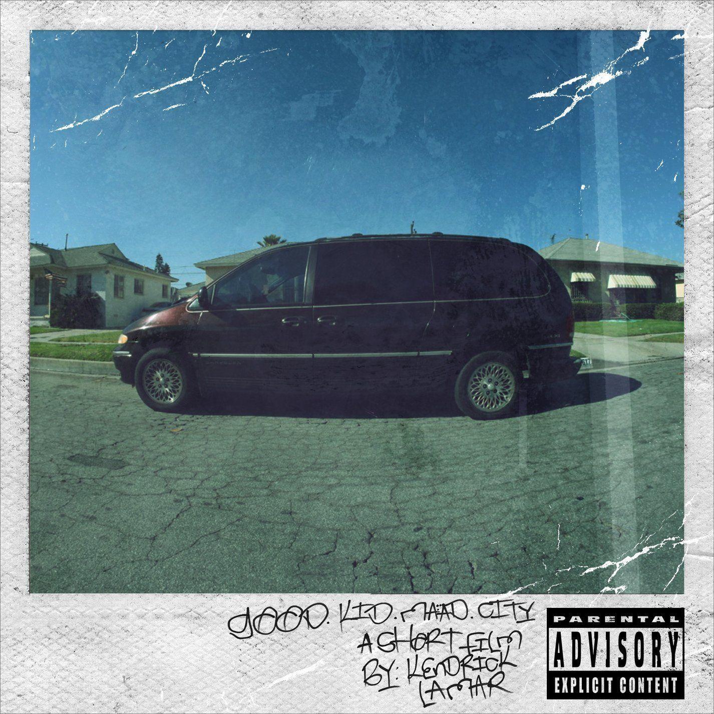 good kid, m.A.A.d city (Deluxe LP) by Kendrick Lamar image