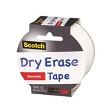 Scotch 1905R Dry Erase White Tape 48mm X 4.6m