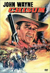 Chisum on DVD