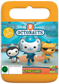 Octonauts: To The Gups on DVD