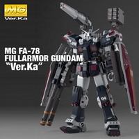 1/100 MG: Full Armor Gundam Ver.Ka (GUNDAM THUNDERBOLT Ver.) - Model Kit
