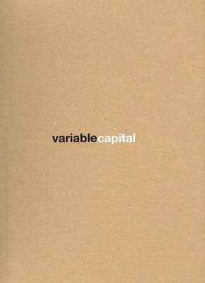 Variable Capital by David Campbell image