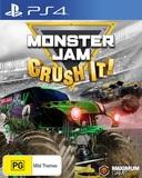 Monster Jam Crush It for PS4