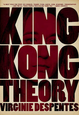 King Kong Theory by Virginie Despentes image