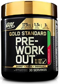 Optimum Nutrition Gold Standard Pre-Workout - Strawberry Lime (300g) image