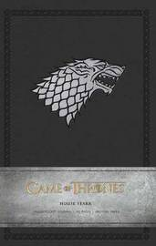 Game of Thrones - House Stark Ruled Pocket Journal by Insight Journals