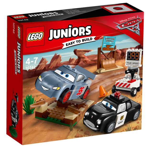 LEGO Juniors - Willy's Butte Speed Training (10742)
