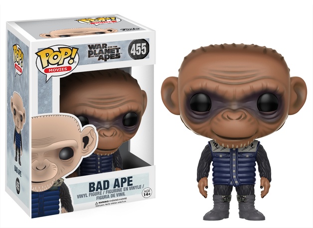 War for the Planet of the Apes - Bad Ape Pop! Vinyl Figure