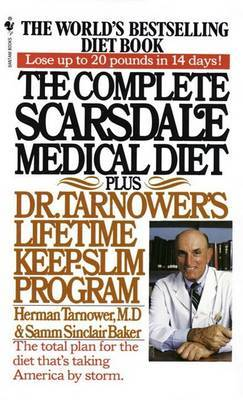Complete Scarsdale Medical Diet by Tarnower & Baker