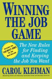 Winning the Job Game by Carol Kleiman image