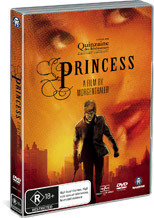 Princess on DVD