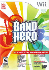 Band Hero (Game Only) for Nintendo Wii