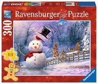 Ravensburger: The Magical Snowman - Large Format Puzzle 300pc