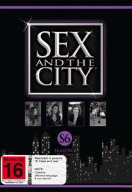 Sex And The City - Season 6: Part 2 (3 Disc Set) on DVD
