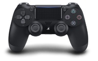 PlayStation 4 Dual Shock 4 V2 Wireless Controller - Black for PS4