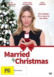 Married By Christmas on DVD image
