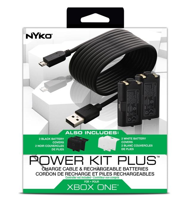 Nyko Xbox One Power Kit Plus for Xbox One