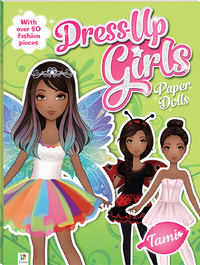 Dress up Girls: Paper Dolls - Tami