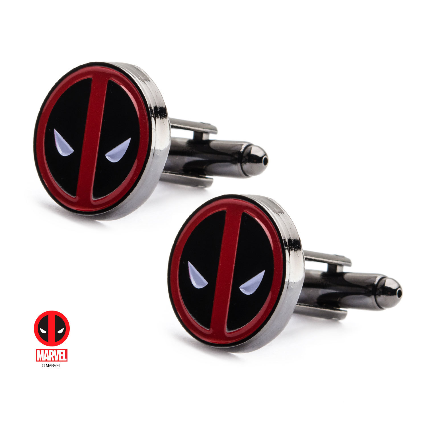 Marvel: Deadpool - Logo Cufflinks image