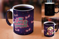 Harry Potter (Cartoon Luna Lovegood) Morphing Mugs Heat-Sensitive Mug